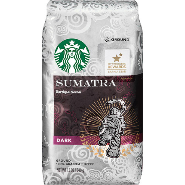 Starbucks Coffee Sumatra