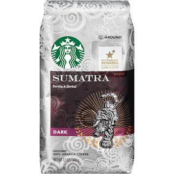 Starbucks Coffee Sumatra