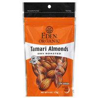 Generic Eden Foods Organic Dry Roasted Tamari Almonds, 4 oz, (Pack of 15)