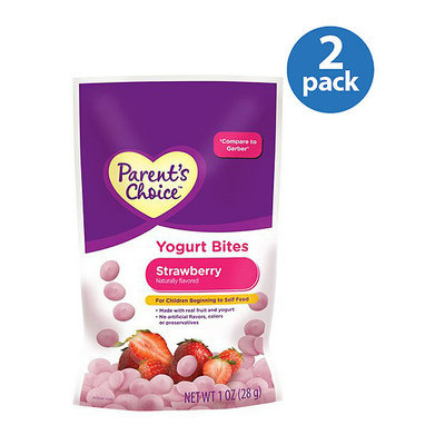 Parent's Choice Strawberry Yogurt Bites