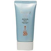 Biore Sarasara Uv Aqua Rich Waterly Essence Sunscreen 50g Spf50+ Pa+++ for Face and Body By Bioré []