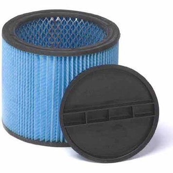 Shop-vac Corporation Shop-Vac Corp Cartridge Filter, Ultra Web, Regular, Nanofibers, Be/Bk