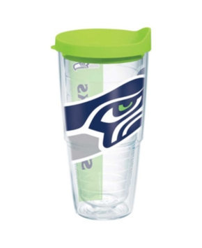Tervis Tumbler Company TERVIS TUMBLERS Seattle Seahawks 24 Ounce Colossal Wrap Tumbler