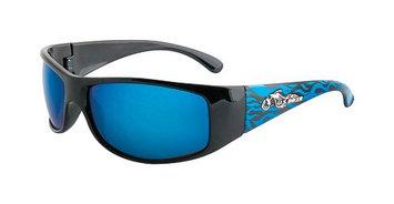 Piranha US Biker Sunglasses Assorted Styles (90048) - Set of 6