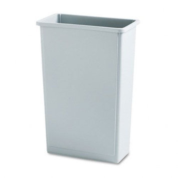Rubbermaid Slim Jim Large Rectangular Waste Receptacle