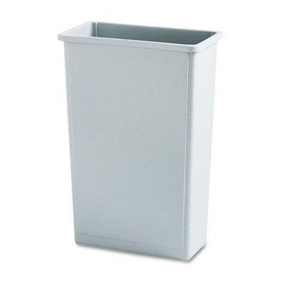 Rubbermaid Slim Jim Large Rectangular Waste Receptacle