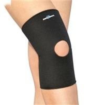 FLA Safe-T-Sport Open Patella Knee Sleeve, Each