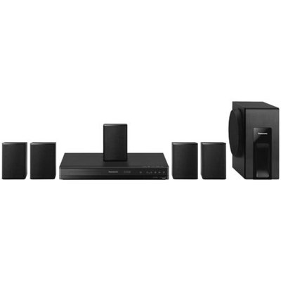 Panasonic SC-XH105 5.1 Channel 1000W 1080p Home Theater System