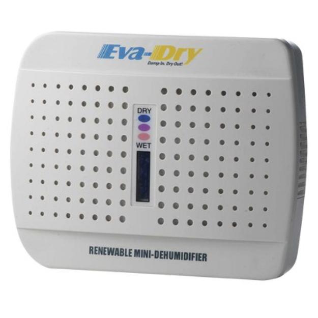 Eva-Dry Eva Dry Renewable Mini Dehumidifier - White