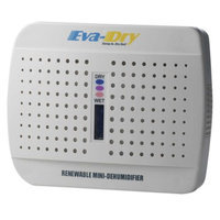 Eva-Dry Eva Dry Renewable Mini Dehumidifier - White