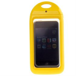 Adorama 100% Waterproof Case iPods & Mobile Phone