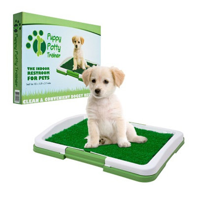 PAW Puppy Potty Trainer The Indoor Restroom for Pets