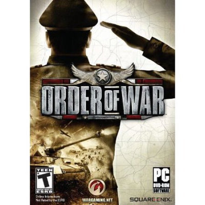Square Enix Usa Square Enix Order Of War Strategy Game - Pc