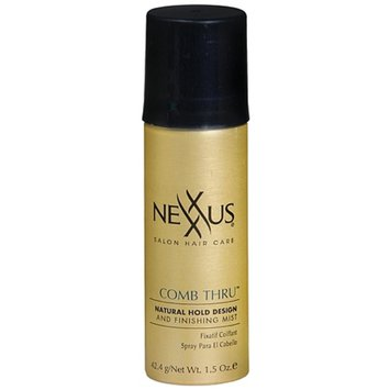 Nexxus Comb Thru Natural Hold Design and Finishing Mist