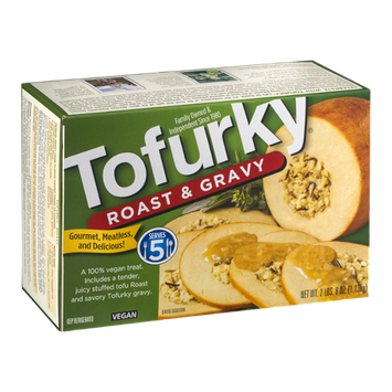 Tofurky Roast & Gravy