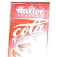 Halters Halter Coffee Sgrfree Bonbons Box Of 16 - 1.4 oz