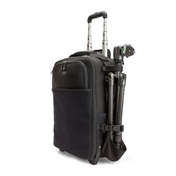 Think Tank Airport International LE (Limited Edition) Classic Medium Size Airline Carry-On Photo Roller - Black