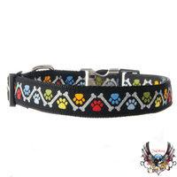 Top Paw Bret Michaels Pets RockTM Logan Dog Collar