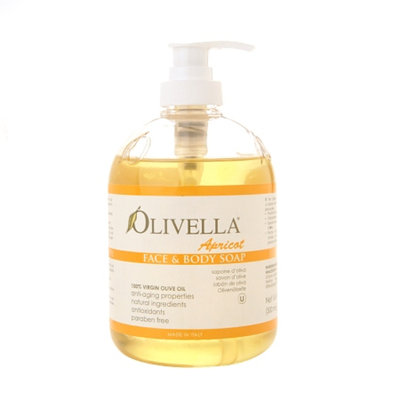 Olivella Face & Body Liquid Soap