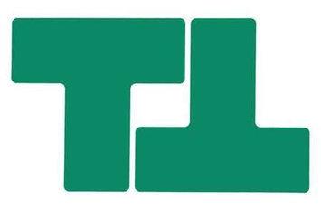 TOUGHSTRIPE 104449 Floor Marking Tape,T,3In W,8In L,PK20