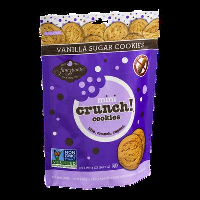 Fancypants Baking Co. Mini Crunch! Cookies Vanilla Sugar