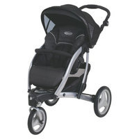 Graco Trekko3 Wheel Classic Connect Stroller - Mode Noir