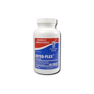 Anabolic Laboratories Osteo-Plex 240 Tablets