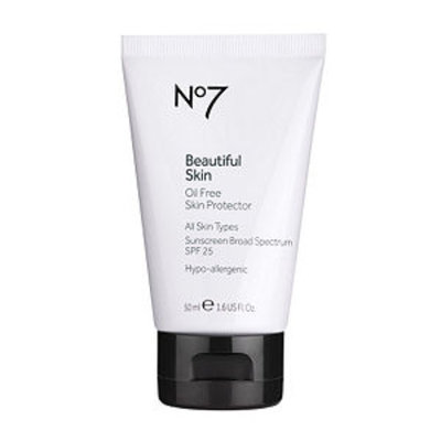 Boots No7 Beautiful Skin Oil Free Skin Protector, 1.6 fl oz