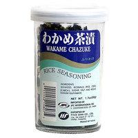 JFC Wakame Chazuke Rice Seasoning, 1.7-Ounce Bottle (Pack of 4)