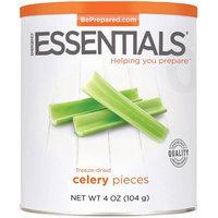 Emergency Essentials Freeze-Dried Celery Pieces, 4 oz