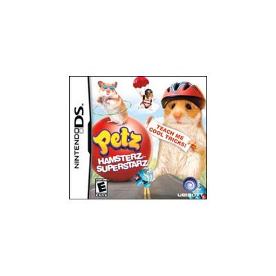 UbiSoft Petz Hamsterz Superstars