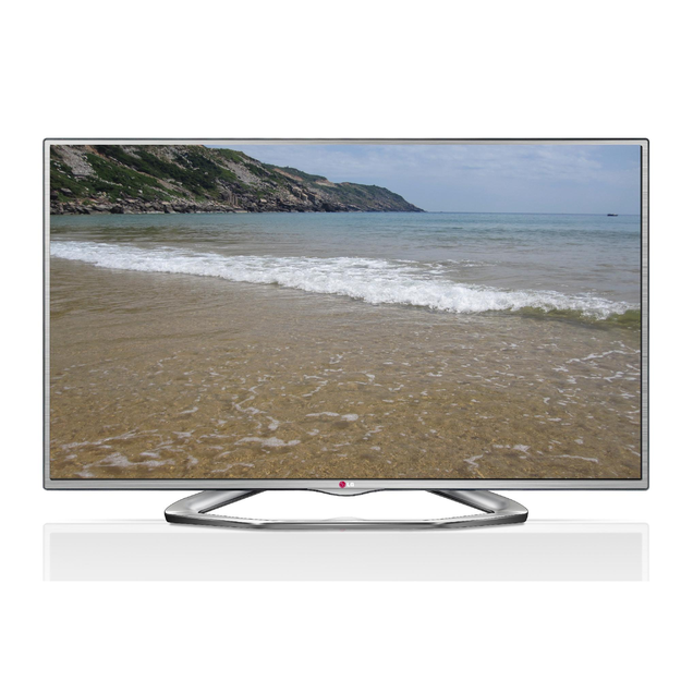 Lg LG 55LN5700 1080p Smart LED TV with LG 26LN4500 LED TV