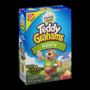 Nabisco Teddy Grahams Honey Maid Graham Snacks Apple