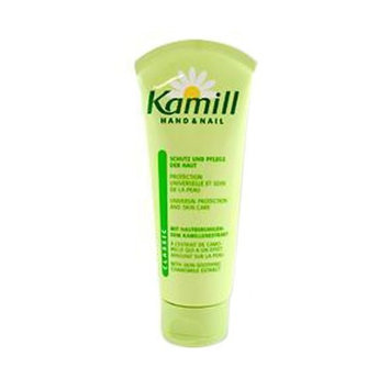 Kamill Hand and Nail Cream with Natural Chamomile 3.3 Oz 100 Ml