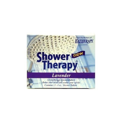 QUEEN HELENE, Shower Theapy Lavender - 3 oz
