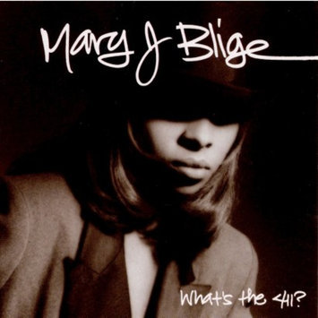 Uptown Records r & B Mary J. Blige - What's The 411? - Audio CD