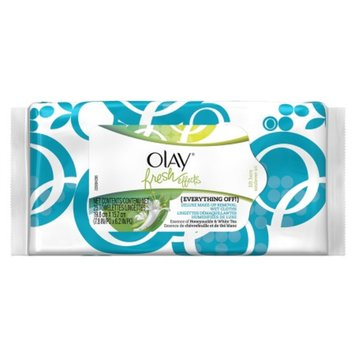 Olay Fresh Effects {Everything Off!} Deluxe Make-Up Removal Wet Cloths