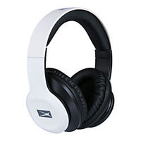 Altec(R) Over the Head Bluetooth(R) On-Ear Headphones, White