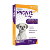 Sergeants Sergeant's Pronyl OTC for dogs - up to 22 lbs