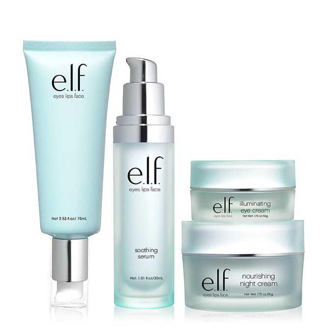 Review Beauty Lotion Bpom: E.l.f. Cosmetics Full Skincare Kit Reviews 2019