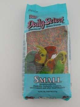 Pretty Bird Daily Select Small Bird Food 5lb