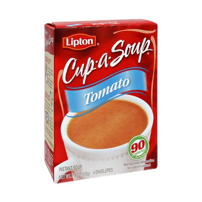 Lipton® Cup-a-Soup Tomato Instant Soup