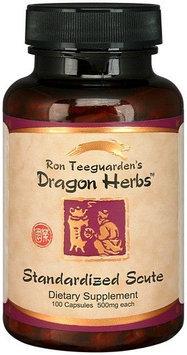 Scute, Standardized Dragon Herbs 100 Caps