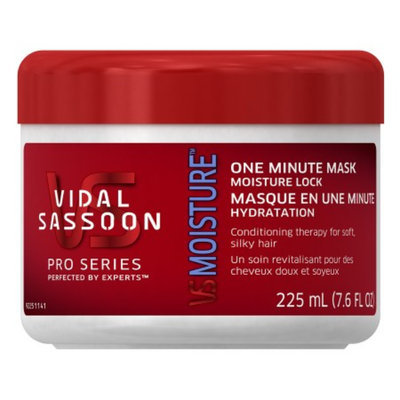 Vidal Sassoon Pro Series 1 Minute Mask