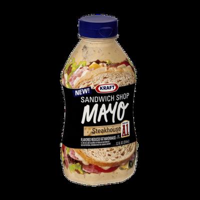 Kraft Sandwich Shop Steakhouse Mayo
