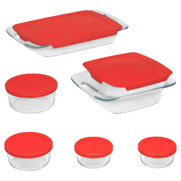 World Kitchen, Inc. WORLD KITCHEN, INC. Pyrex 12 piece bakeware set - WORLD KITCHEN, INC.