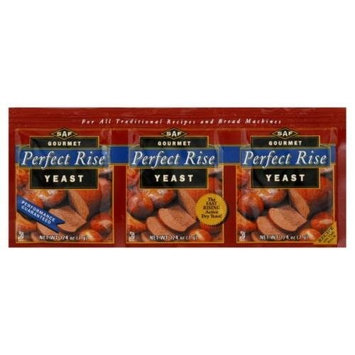Saf, Yeast Perfect Rise Strip 18Ct, 0.75 OZ (Pack of 18)