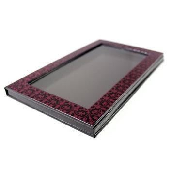 Z Palette Large - Dark Raspberry Damask (Makeup Geek Exclusive)