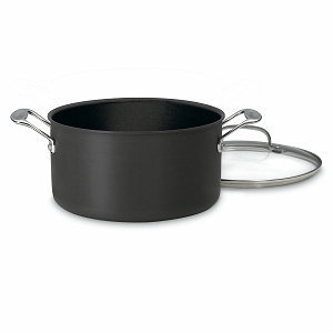 Cuisinart 644-24 Chef's Classic Hard Anodized Non-stick 6-Quart Sauce Pot
