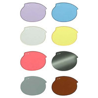 Doggles ILS Replacement Lenses Size: Extra Small, Color: Purple